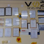 Vožd Development Team Diplome